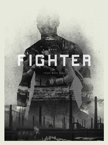 The Fighter poster | by alanhynes