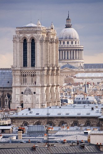 France - Paris - View from the Pompidou | by Darrell Godliman