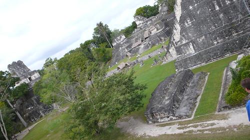 Tikal Tours For Elderly