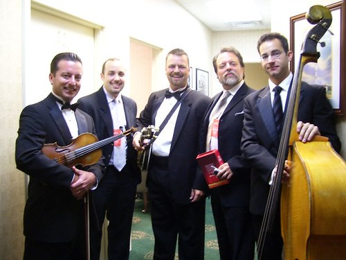 Jason, Chris, Rob, Stan and Alan | by delmccouryband