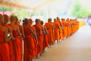 orange sea of devotion | by digitalmao