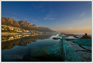 South Africa - Camps Bay - Tidal pool | by Mathieu Soete