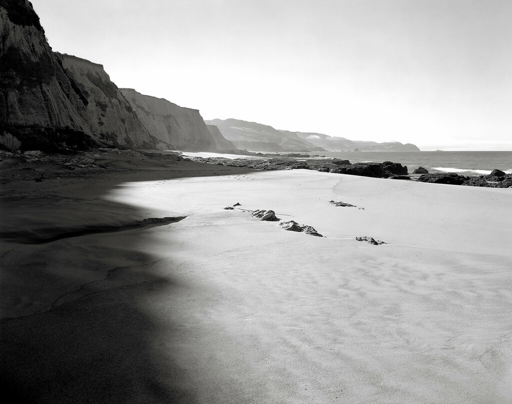Early Morning, Sculptured Beach, Point Reyes | by austin granger