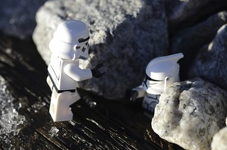 The mini-stormtrooper is a Hero | by Kalexanderson