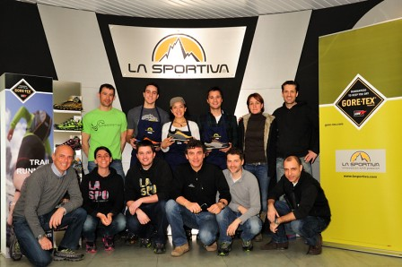 Gore-Tex Experience Tour – Make Your Own La Sportiva Shoes