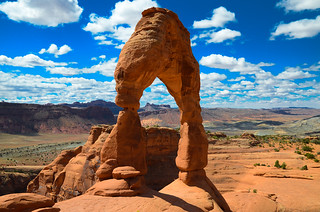 Delicate Arch | by Shaan Hurley