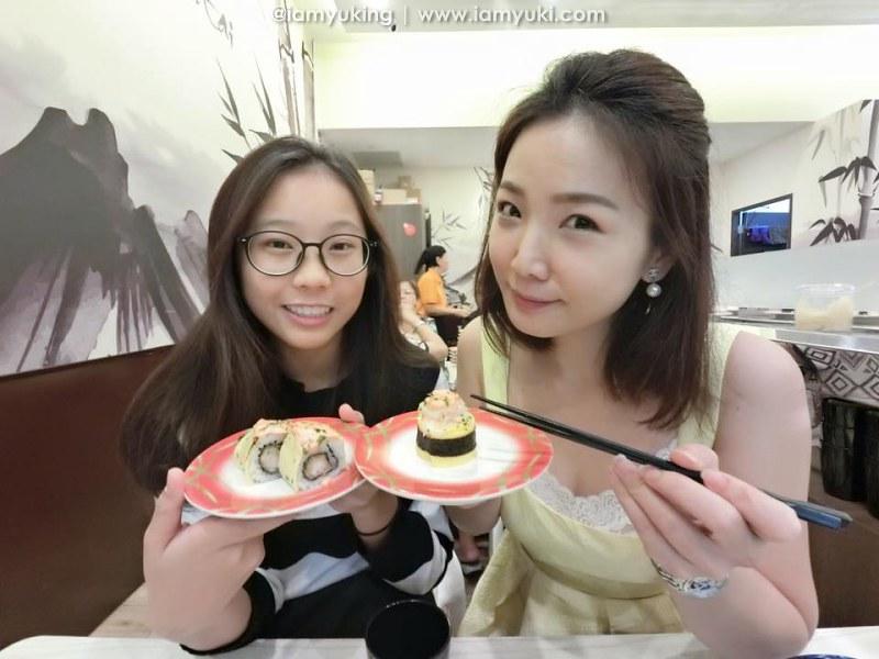 sushi mentai Singapore20yuki ng food review