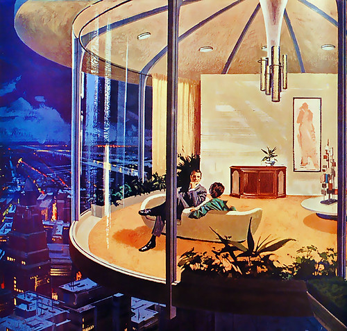 1961-63 Motorola ... city view | by x-ray delta one