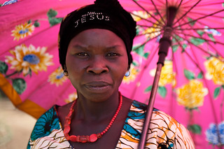 Lendu woman in the sunshine   - DR CONGO - | by C.Stramba-Badiali