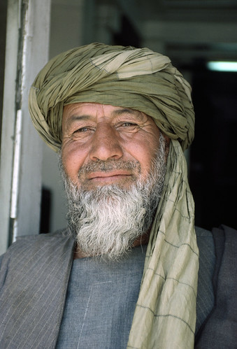 Kabul Portrait | by United Nations Photo