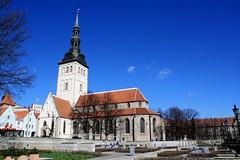 Церковь Святого Николая. Niguliste kirik