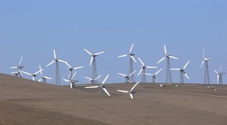 wind turbines mike parr ABC | by Contra Costa Times
