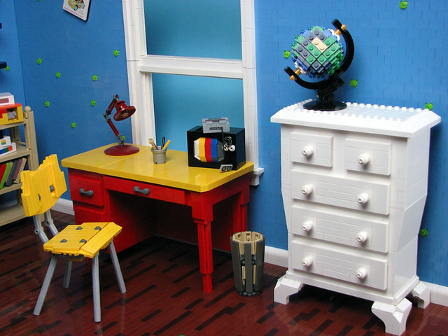 Toy Story Bureau et commode