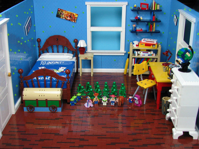 Toy Story chambre Andy