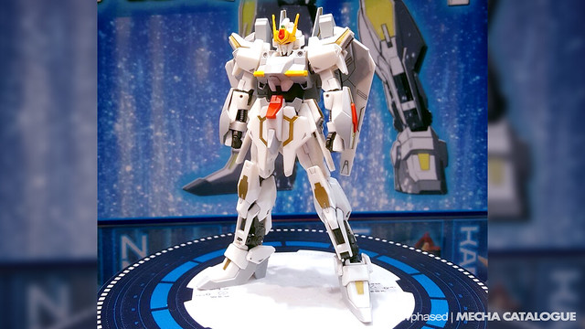 56th All Japan Model & Hobby Show - HGBF Lunagazer Gundam