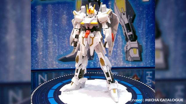 56th All Japan Model & Hobby Show - HGBF Lunagazer Gundam