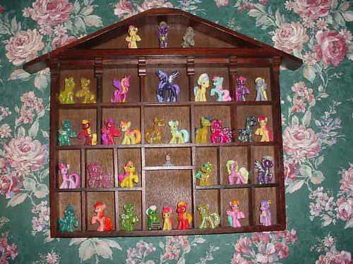 pony shelf