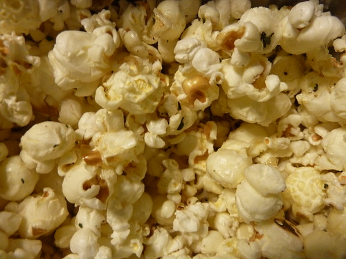 Sage/Parmesan Popcorn | Flickr - Photo Sharing!