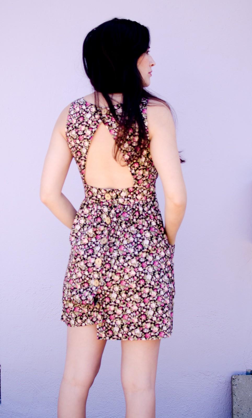 Copying RTW - F21 dress