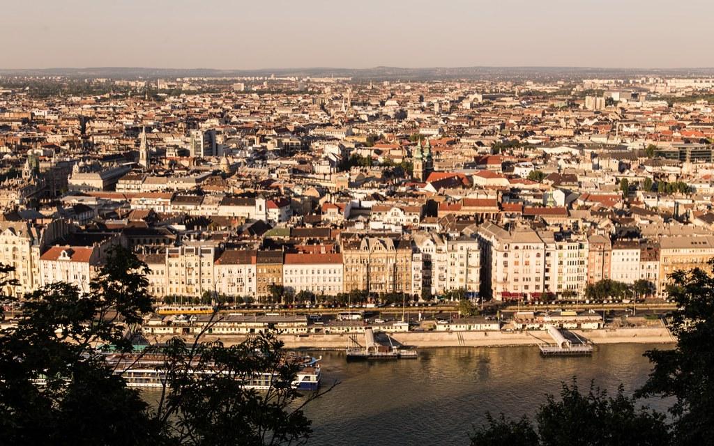 Budapest - Gellert Hill-6