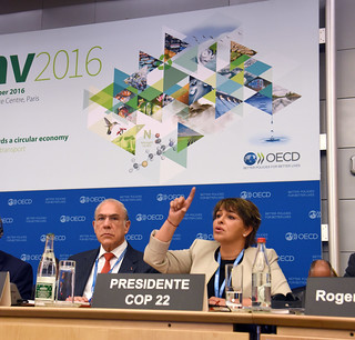 ENV 2016: Climate Change, Transition towards a Circular Economy