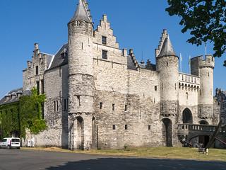 Burg Het Steen, Antwerpen