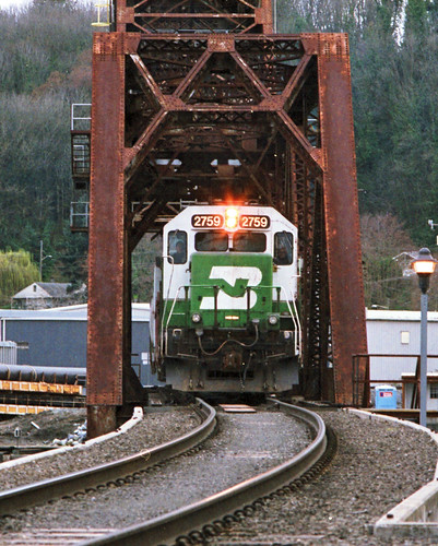 BNSF 2759 at Duwamish River - March 2009 | by KurtClark