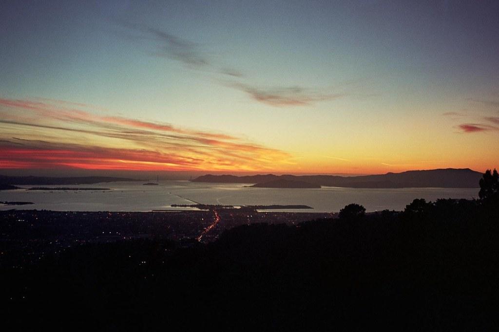 Northern Bay: San Francisco to Mt.Tamalpias | by wbaiv