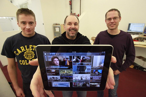 Welcome to the age of AirPlay: the ShowYou team shows off their new iPad app | by Robert Scoble