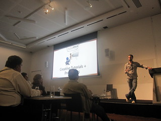 Pete Williams At Ed Dales Going Pro Event Melbourne | by Preneur Marketing