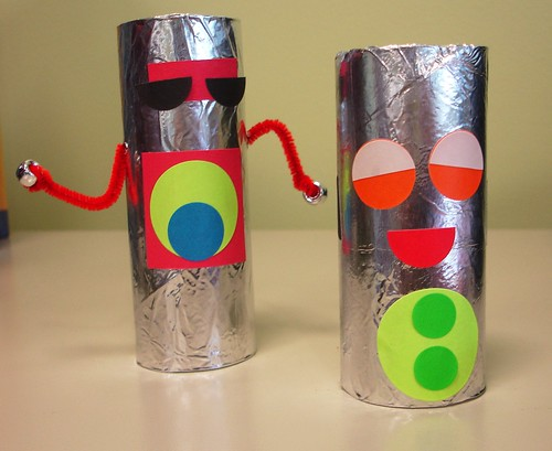Robot Craft | by Clermont County Public Library