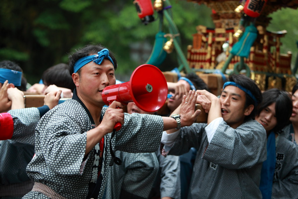 Carrying The Mikoshi #6