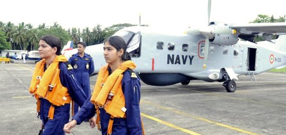 Indian navy women recruitment