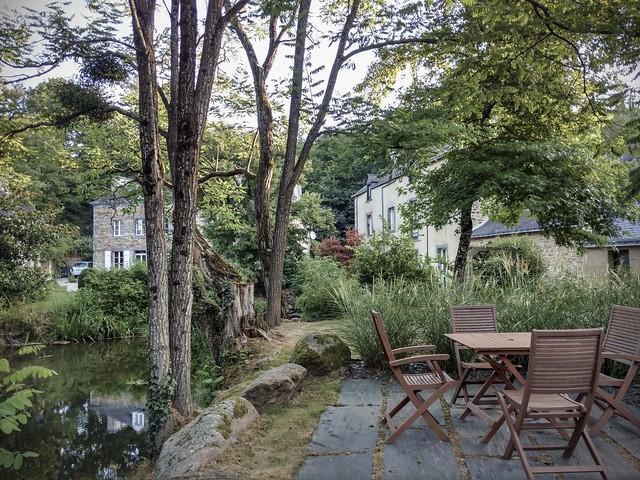 Moulin de l'Arz, Brittany