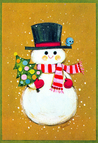 Vintage Christmas Card | by Neato Coolville