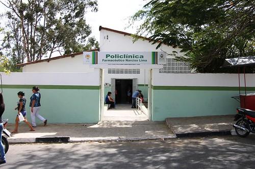 Policlínica em novo local 10-10-2016