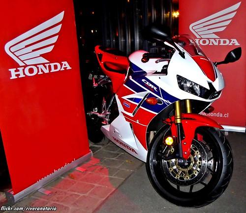 Honda CBR500R | Santiago, Chile