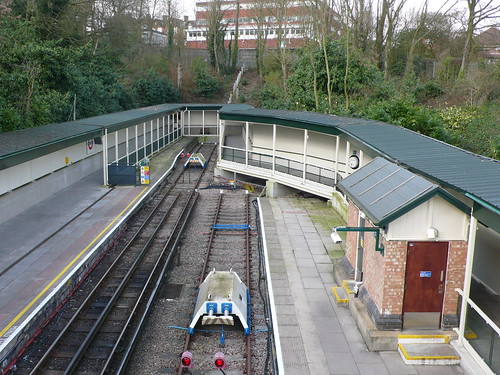 High Barnet Underground station