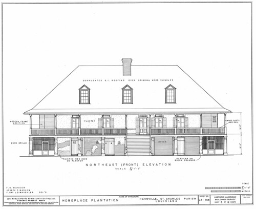 Front Elevation With Arch : Homeplace front elevation habs from the