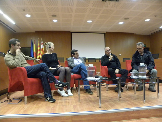 Discussing the future memorial of the former women's prison of Les Corts
