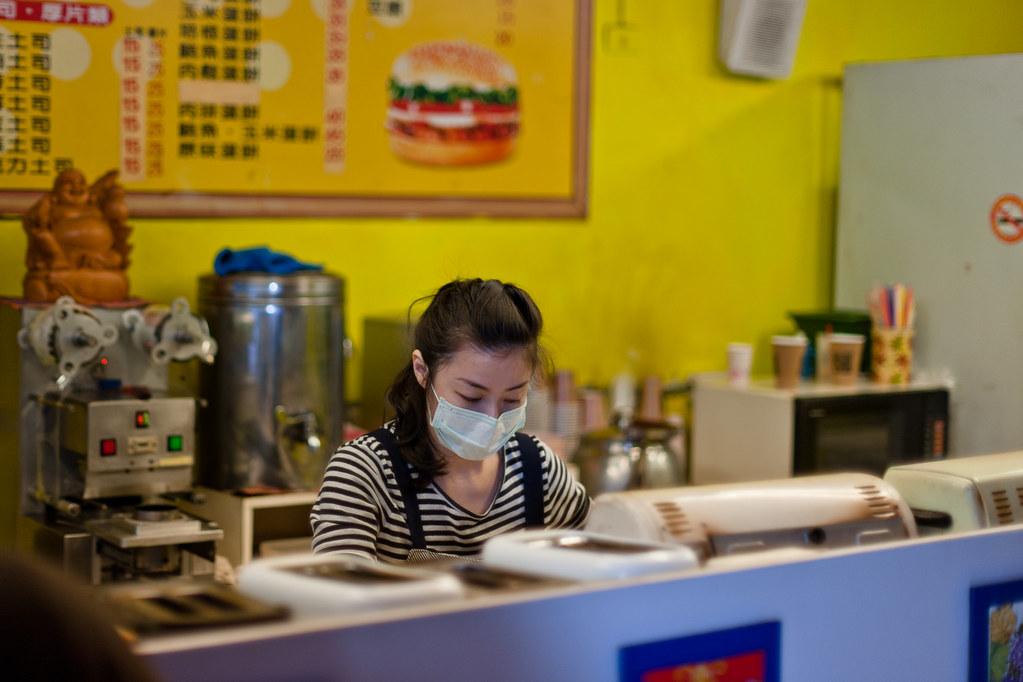 Western Style Breakfast - Jhongli City, Taiwan