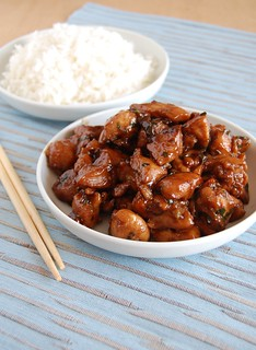 Chicken teriyaki / Frango teriyaki | by Patricia Scarpin