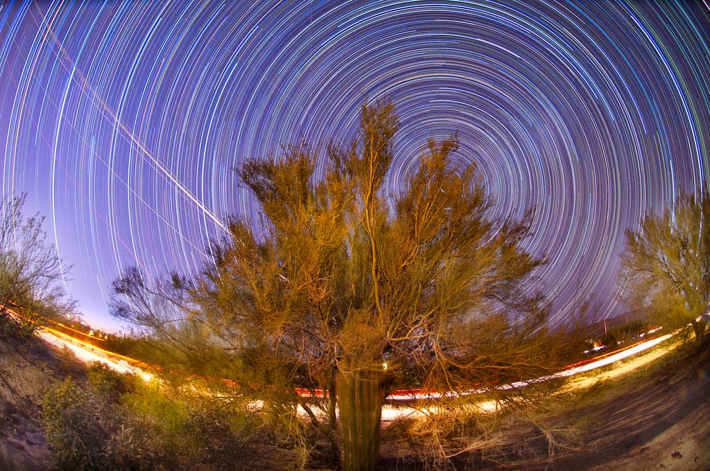 Night Sky, New River, Arizona