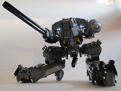 Metal Gear Rex | by ✠Andreas