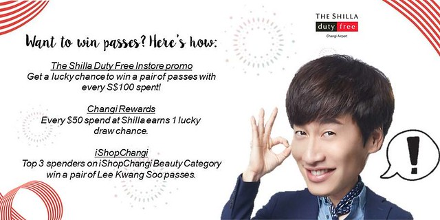 Lee Kwang Soo Autograph Session - How to Win