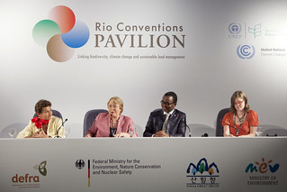 UN Women Executive Director Michelle Bachelet Chairs Rio Conventions Panel at Rio+20 | by UN Women Gallery