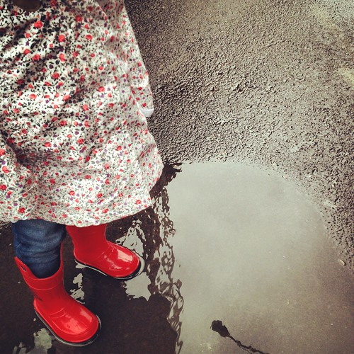 red boots | by mrs. french