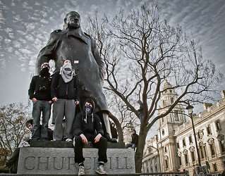 Churchill's Children | by Sven Loach