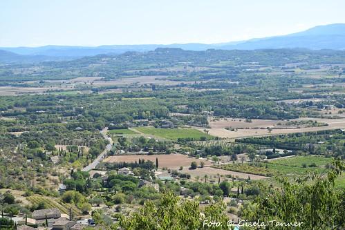 Landschaft in der Provence