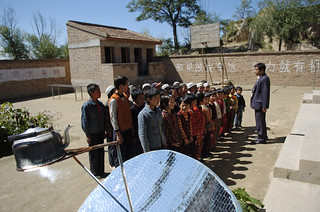 Heping Village Primary School, Gansu province | by World Bank Photo Collection